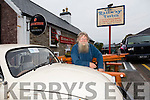 Mike and  O Neill's Railway Tavern, at the annual gathering weekend of The Type 2 Ireland VW Camper Club at the Railway Tavern Camp on Saturday