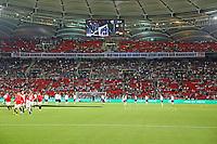 DFB Fanclub Nationalmannschaft bekennt nach den Vorfällen von Prag Farbe - 04.09.2017: Deutschland vs. Norwegen, Mercedes Benz Arena Stuttgart