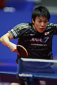 Kenji Matsudaira (JPN), .MARCH 27, 2012 - Table Tennis : Kenji Matsudaira of Japan in action during the LIEBHERR Table Tennis Team World Cup 2012 Championship division group B mens team match between Japan and Croatia at Westfalenhalle on March 27, 2012 in Dortmund, Germany. .(Photo by AFLO) [2268]