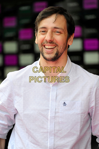 Ralf Little attends the VIP screening of 'Kasabian' at Vue Leicester Square on July 16, 2014 in London, England. <br /> CAP/CJ<br /> &copy;Chris Joseph/Capital Pictures
