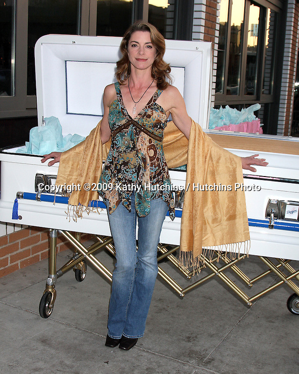 "Cynthia Gibb  arriving at ""The Funeral Planner"" Series Premiere at Gyenari Resturant in Culver City, CA  on March 28, 2009.©2009 Kathy Hutchins / Hutchins Photo....                ."