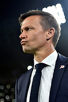 Jesse Marsch coach of FC Salzburg <br /> Napoli 05-11-2019 Stadio San Paolo <br /> Football Champions League 2019/2020 Group E<br /> SSC Napoli - FC Salzburg<br /> Photo Antonietta Baldassarre / Insidefoto