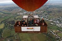 20131030 October 30 Hot Air Balloon Gold Coast