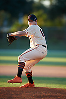 Alejandro Torres during the WWBA World Championship at the Roger Dean Complex on October 19, 2018 in Jupiter, Florida.  Alejandro Torres is a right handed pitcher from Miami, Florida who attends Belen Jesuit Preparatory School and is committed to Florida International.  (Mike Janes/Four Seam Images)