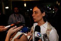 SAO PAULO, SP, 02 AGOSTO 2012 - ELEICOES 2012 - DEBATE BAND - PREFEITURA DE SP - O candidato a prefeitura de Sao Paulo pelo Soninha Francine durante debate da Tv Bandeirantes de Sao Paulo, nesta quinta-feira, na regiao sul da capital paulista. (FOTO: VANESSA CARVALHO / BRAZIL PHOTO PRESS).