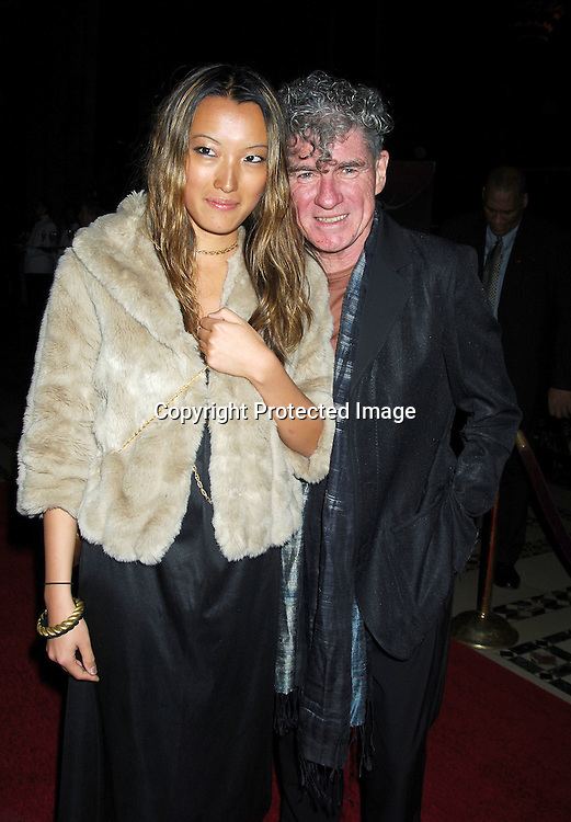 Kathy Li and Christopher Doyle ..at the 2005 New York Film Critics Circle 71st Annual Awards Dinner on January 8, 2006 at Ciprianis 42nd Street...Photo by Robin Platzer, Twin Images