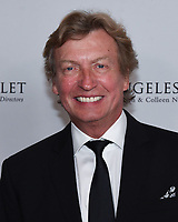 April 11, 2019 - Beverly Hills, California - Nigel Lythgoe. Los Angeles Ballet Gala 2019 held at The Beverly Hilton Hotel. <br /> CAP/ADM/BB<br /> &copy;BB/ADM/Capital Pictures
