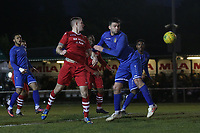 Charlie Stimson of Hornchurch goes close during Hornchurch vs Aveley, Buildbase FA Trophy Football at Hornchurch Stadium on 11th January 2020
