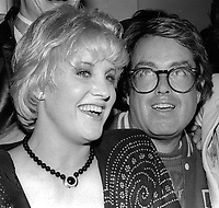 Lorna Luft Allan Carr 1984<br /> Photo By Adam Scull/PHOTOlink.net