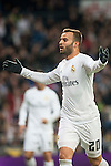 Real Madrid's Jese Rodriguez celebrating a goal during La Liga match. March 20,2016. (ALTERPHOTOS/Borja B.Hojas)