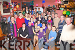 21st Birthday Celebrations for Maeve Dineen from Loher who celebrated with family and friends on Saturday night, pictured here in Franks Corner Cahersiveen.