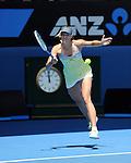 Maria Sharapova Defeats Olga Puchkova, 6-0, 6-0