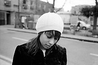 UNITED KINGDOM / London / Southwark / March 2006..American fashion student Kiki, 23...© Davin Ellicson / Anzenberger