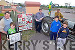 MARKETING: Some of the organisers of the May Weekend Country Market in Keel, l-r: Daragh O'Dowd, Gerard O'Dowd, Liam Sugrue, Seamus O'Connor, James Ashe, Mikey Lyne, Seamus Lyne.