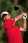 SHENZHEN, CHINA - OCTOBER 30: You Yi Huang of China in action during the day two of Asian Amateur Championship at the Mission Hills Golf Club on October 30, 2009 in Shenzhen, Guangdong, China.  (Photo by Victor Fraile/The Power of Sport Images) *** Local Caption *** You Yi Huang