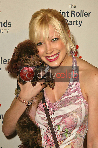 Courtney Peldon<br /> at the 2005 Annual Lint Roller Party by Best Friends Animal Society, Hollywood Roosevelt Hotel, Hollywood, CA 05-06-05<br /> David Edwards/DailyCeleb.Com 818-249-4998