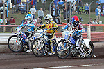 LAKESIDE HAMMERS v BIRMINGHAM BRUMMIES<br /> ELITE LEAGUE<br /> FRIDAY 2ND AUGUST 2013<br /> ARENA-ESSEX<br /> HEAT TWO