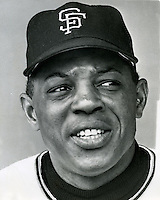 San Francisco Giants slugger Willie Mays. (1964 photo by Ron Riesterer/Photoshelter)