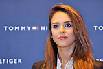 Jessica Alba, Apr 16, 2012 : Actress Jessica Alba attends the Tommy Hilfiger Omotesando Flagship Store opening in Tokyo, Japan, on April 16, 2012.