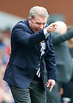 Ally McCoist lets rip