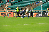 7th December 2017, Twickenham Stadium, London, England; The Womens Varsity Rugby Match, Cambridge versus Oxford;  Cambridge Women winger Bluebell Nicholls scores their 4th try in the 71st minute