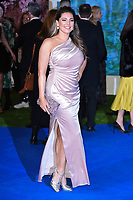 "Kelly Brook<br /> arriving for the ""Mary Poppins Returns"" premiere at the Royal Albert Hall, London<br /> <br /> ©Ash Knotek  D3467  12/12/2018"