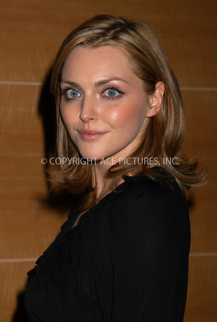 Sophie Dahl arriving at the Americans for the Arts' 8th Annual National Arts Awards Gala. New York, November 11, 2003. Please byline: AJ SOKLANER/NY Photo Press.   ..*PAY-PER-USE*      ....NY Photo Press:  ..phone (646) 267-6913;   ..e-mail: info@nyphotopress.com