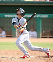 Pete Kozma - Surprise Rafters - 2010 Arizona Fall League.Photo by:  Bill Mitchell/Four Seam Images..