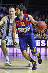 2012-11-01-FC Barcelona Regal vs Partizan: 85-82 - Euroleague 2012/13 - Regular season game: 4