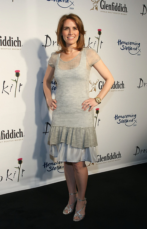 NEW YORK - MARCH 30:  Alexis Glick attends the 2009 Dressed to Kilt  at M2 Club March 30, 2009 in New York City. (Photo by Donald Bowers)