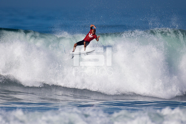 San Clemente, Calif. - September 16, 2014: The 2014 Hurley Pro at Trestles #8 stop of the Association of Surfing Professionals (ASP) World Championship Tour (WCT).