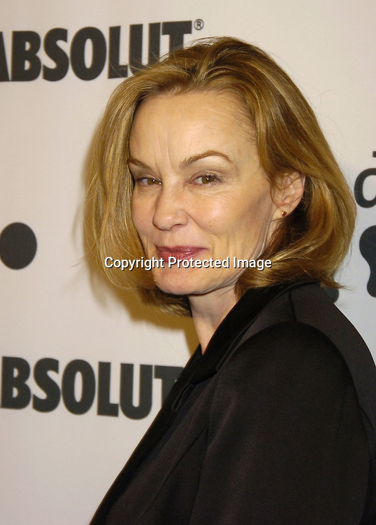 Jessica Lange ..at The 16th Annual Glaad Media Awards on March 28, 2005 at The Marriott Marquis Hotel. ..Photo by Robin Platzer, Twin Images