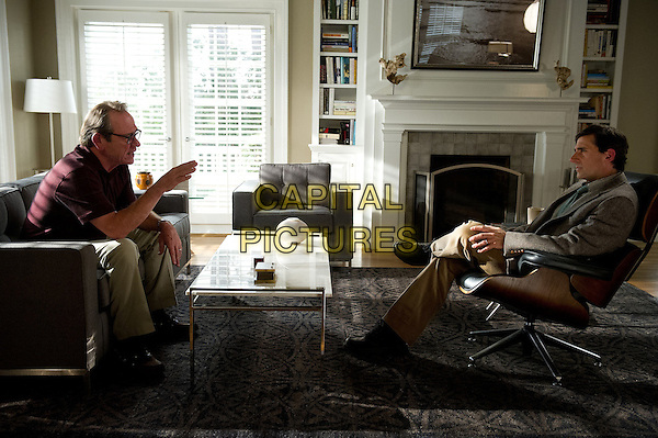TOMMY LEE JONES & STEVE CARELL.in Hope Springs (2012) .*Filmstill - Editorial Use Only*.CAP/FB.Supplied by Capital Pictures.