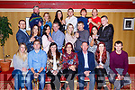 Contestants for the 2018 Killarney Strictly Come Dancing at rehearsals on Sunday front row l-r: Denise Collins, Mike Milner, Mary Philpott Choreographer, Norrane Keane, dermot O'Meara, Noreen o'Sullivan Damian Fenton.Middle row: Les Brzozka, Finola Halpin, Oivia Christie, Daniel Brosnan, Hazel Murphy, Kieran Fleming, Kara McDonagh, sean McSweeney, Back row: don Murphy, Aoife McSweeney, Marian Casey, Kevin Lynch, Niamh O'Carroll, Patrick lynch