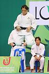 Haruka Tachimoto (JPN), .April 21, 2013 - Judo : .Asian Judo Championships 2013, Women's Team Competition Final .at Bangkok Youth Centre, Bangkok, Thailand. .(Photo by Daiju Kitamura/AFLO SPORT) [1045]
