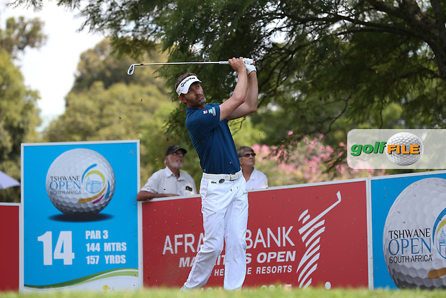 Raphael Jacquelin (FRA) during Round Three of the Tshwane Open 2015 at the Pretoria Country Club, Waterkloof, Pretoria, South Africa. Picture:  David Lloyd / www.golffile.ie. 14/03/2015