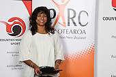 Volunteer of the Year winner Bhavna Leatham - Onewhero Pukekohe Hockey Club. Counties Manukau Sport 17th annual Sporting Excellence Awards held at the Telstra Clear Pacific Events Centre, Manukau City, on November 27th 2008.
