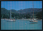 FB 73, 5x7 postcard, Ayala Cove, Angel Island State Park