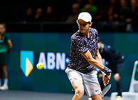 Rotterdam, The Netherlands, 9 Februari 2020, ABNAMRO World Tennis Tournament, Ahoy, Jannik Sinner (ITA).<br /> Photo: www.tennisimages.com