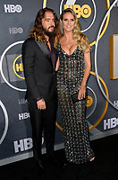 LOS ANGELES, USA. September 23, 2019: Heidi Klum & Tom Kaulitz at the HBO post-Emmy Party at the Pacific Design Centre.<br /> Picture: Paul Smith/Featureflash