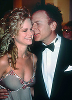 Art Garfunkel and wife 1990<br /> Photo By Adam Scull/PHOTOlink.net