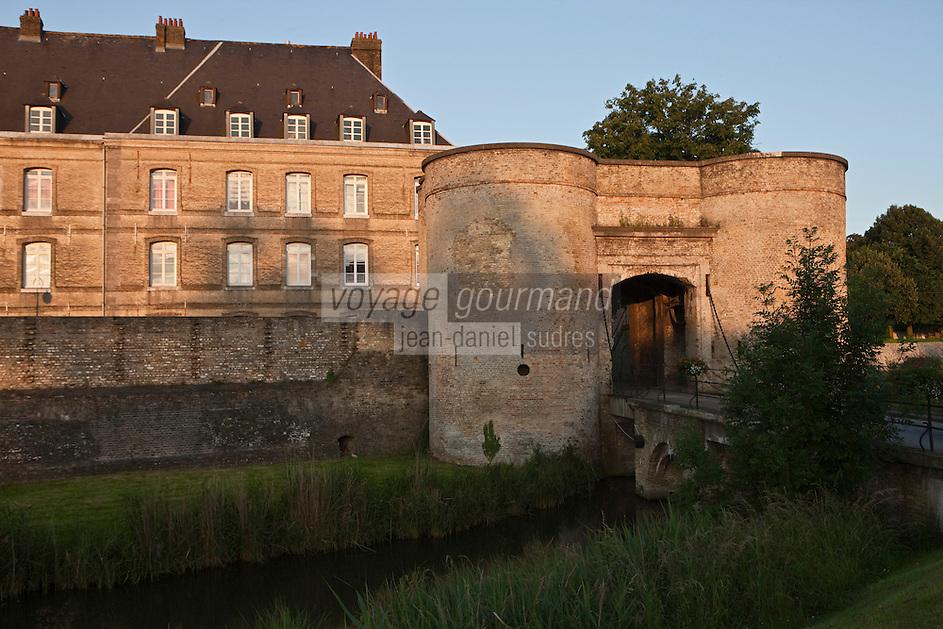 Europe/France/Nord-Pas-de-Calais/59/Nord/ Bergues: La ville Fortifiée  par Vauban