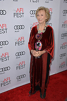 LOS ANGELES, CA. November 11, 2016: Actress Cloris Leachman at premiere of &quot;The Comedian&quot;, part of the AFI Fest 2016, at the Egyptian Theatre, Hollywood.<br /> Picture: Paul Smith/Featureflash/SilverHub 0208 004 5359/ 07711 972644 Editors@silverhubmedia.com