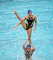 Yukiko Inui (JPN),<br /> AUGUST 3, 2016 - Synchronized Swimming :<br /> Japan's synchronized swimming team group take part in a training session at the Maria Lenk Aquatic Center ahead of the 2016 Olympic Summer Games in Rio de Janeiro, Brazil. (Photo by Enrico Calderoni/AFLO SPORT)