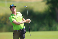 Mikko Ilonen (FIN) on the 1st fairway during Round 4 of the HNA Open De France at Le Golf National in Saint-Quentin-En-Yvelines, Paris, France on Sunday 1st July 2018.<br /> Picture:  Thos Caffrey | Golffile