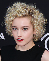 HOLLYWOOD, LOS ANGELES, CA, USA - AUGUST 19: Julia Garner at the Los Angeles Premiere Of Dimension Films' 'Sin City: A Dame To Kill For' held at the TCL Chinese Theatre on August 19, 2014 in Hollywood, Los Angeles, California, United States. (Photo by Xavier Collin/Celebrity Monitor)