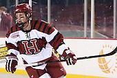 Luke Greiner (Harvard - 26) - The Union College Dutchmen defeated the Harvard University Crimson 2-0 on Friday, January 13, 2012, at Fenway Park in Boston, Massachusetts.