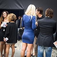 Il Quinto giorno della Settimana della Moda a Milano: aspettando la sfilata di Byblos<br /> <br /> The fifth day of Milan Fashion Week: waiting the Byblos fashion show