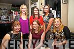 Ladies night out celebrating Nollag na mBan in the Anchor Bar were front l-r; Loretto O'Neill, Bridget Houlihan, Amelia O'Driscoll, back l-r; Majella County, Deirdre O'Shea & Alanna Kelleher.
