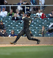 Cooper Davis - 2020 Vanderbilt Commodores (Bill Mitchell)